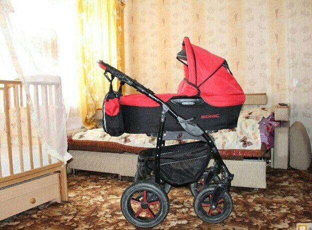 Коляска детская 5 в одном. Фото 2. Екатеринбург.