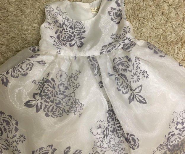 Платье для девочки. Фото 1. Сочи.