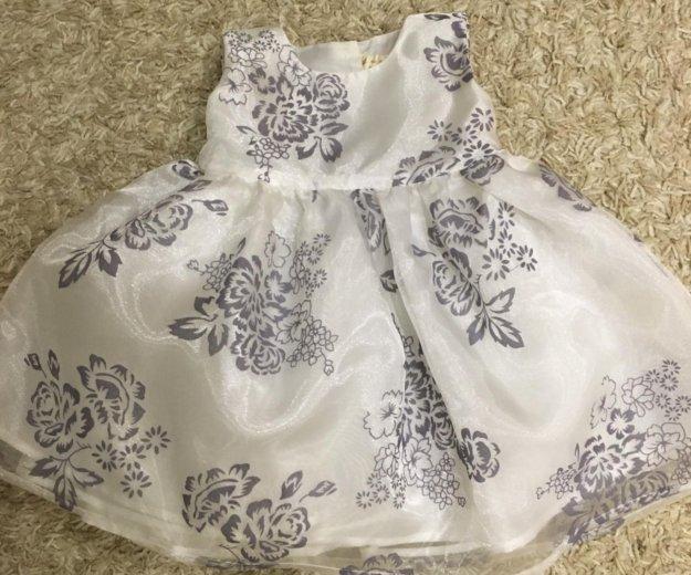 Платье для девочки. Фото 3. Сочи.
