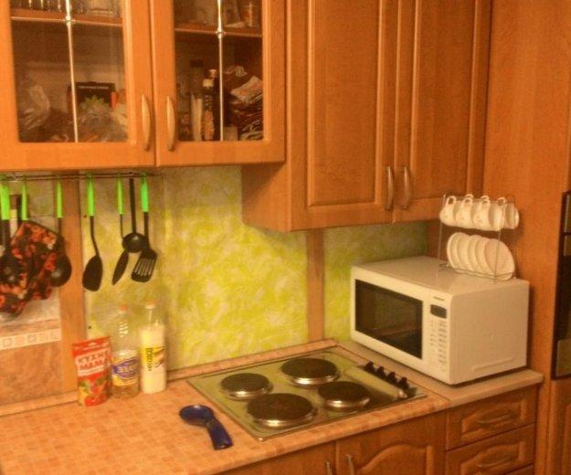 Кухонный гарнитур. цвет ольха. Фото 1. Красноярск.