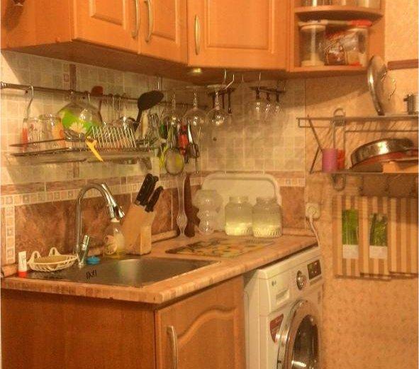 Кухонный гарнитур. цвет ольха. Фото 3. Красноярск.
