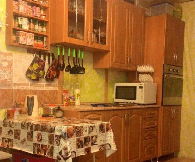 Кухонный гарнитур. цвет ольха. Фото 4. Красноярск.