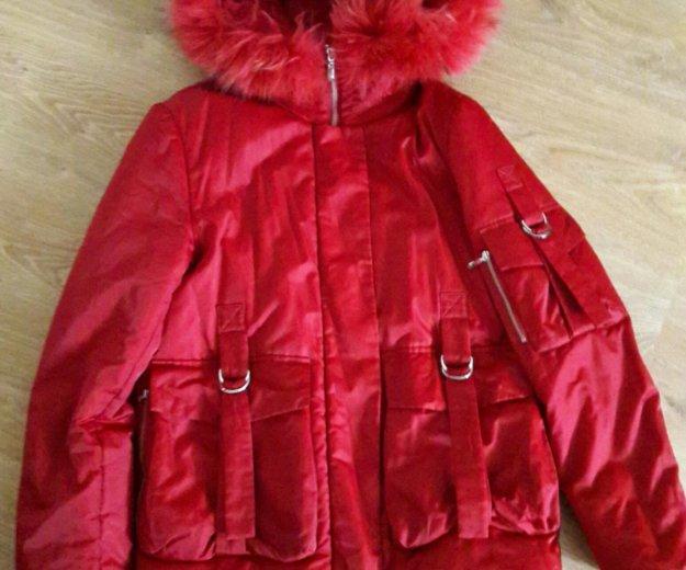 Куртка тёплая зимняя. Фото 1. Краснодар.