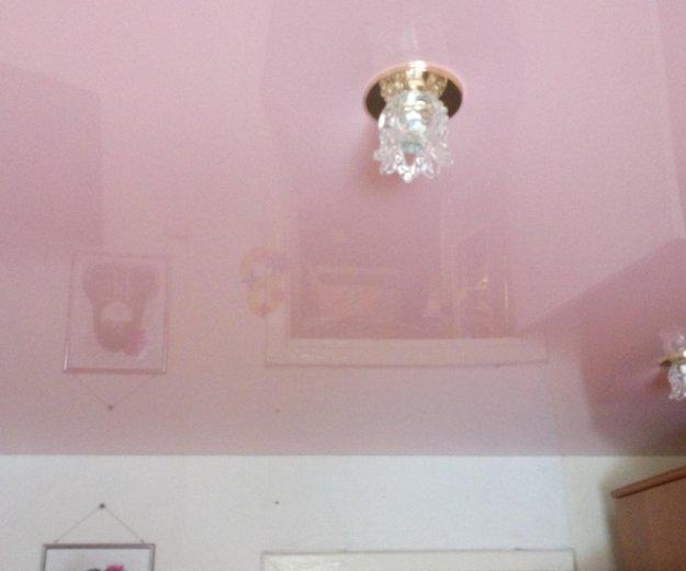 Натяжные потолки. Фото 3. Копейск.
