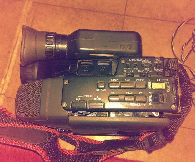 Видеокамера jvc. Фото 2. Хабаровск.