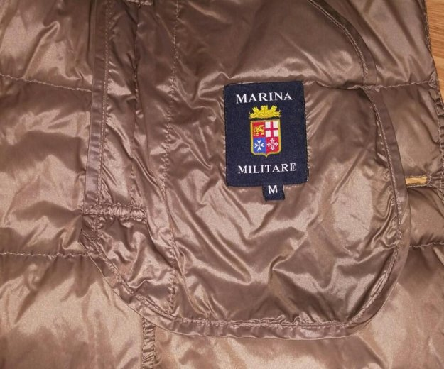 Пуховик marina militare. Фото 4. Видное.