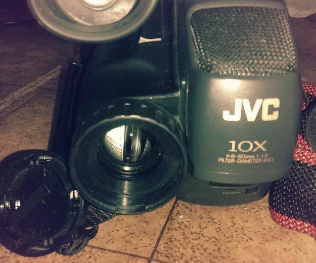 Видеокамера jvc. Фото 3. Хабаровск.