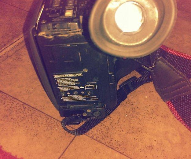 Видеокамера jvc. Фото 4. Хабаровск.