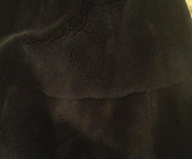 Шубка из стриженной норки. Фото 2. Ханты-Мансийск.
