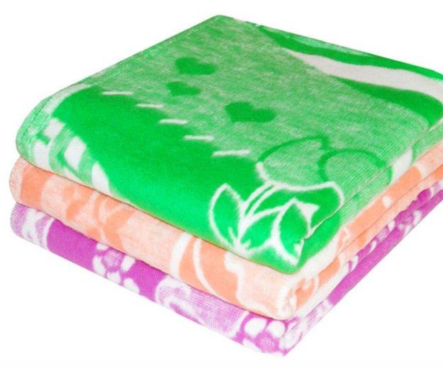Одеяла байковые(140*100),тёплые и др.детям. Фото 1. Краснодар.