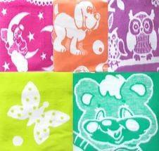 Одеяла байковые(140*100),тёплые и др.детям. Фото 2. Краснодар.
