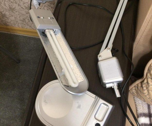 Настольная лампа. Фото 1. Самара.