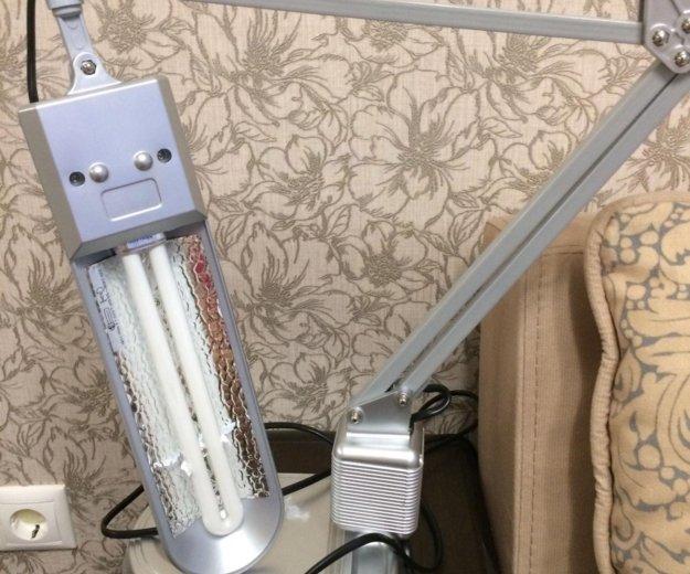 Настольная лампа. Фото 2. Самара.