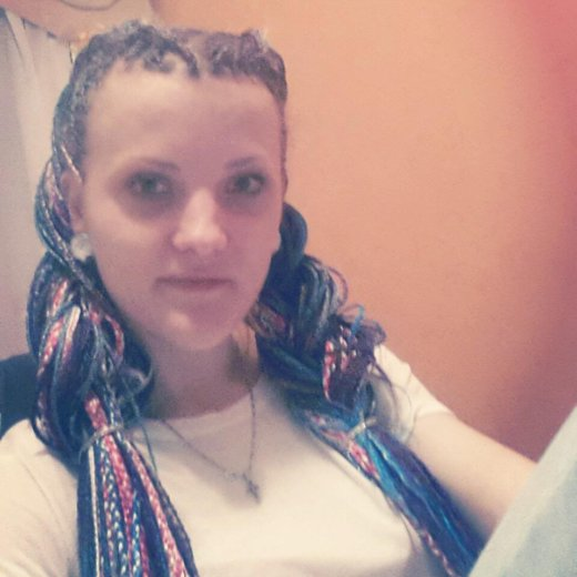 Плетение косичек. Фото 4. Хабаровск.