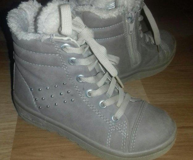 Ботинки утепленные. Фото 1. Сочи.