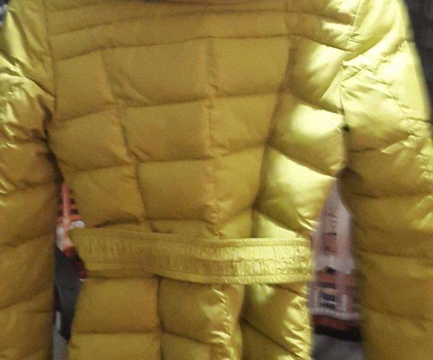 Зимняя куртка для девочки. Фото 2. Москва.