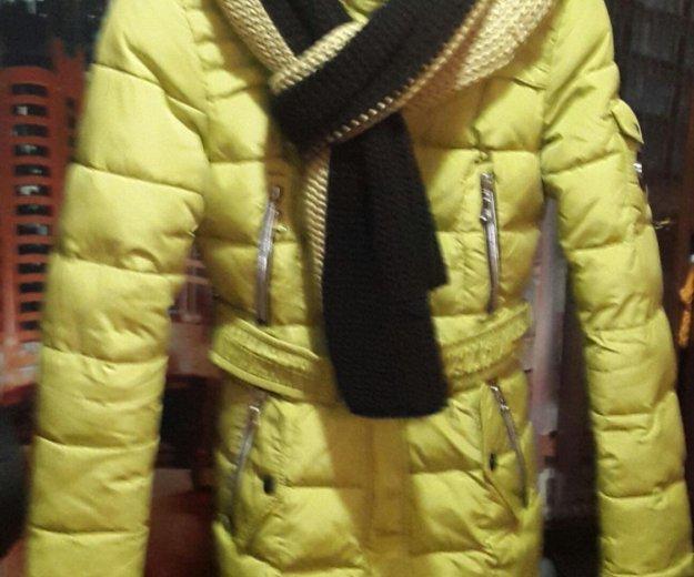 Зимняя куртка для девочки. Фото 3. Москва.