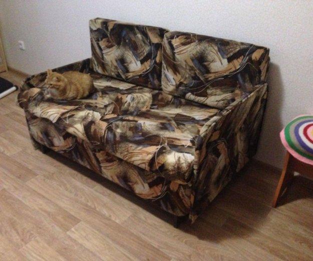 Шкафы и диван. Фото 1. Новосибирск.
