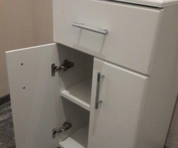 Тумба в ванную комнату. Фото 1. Иркутск.