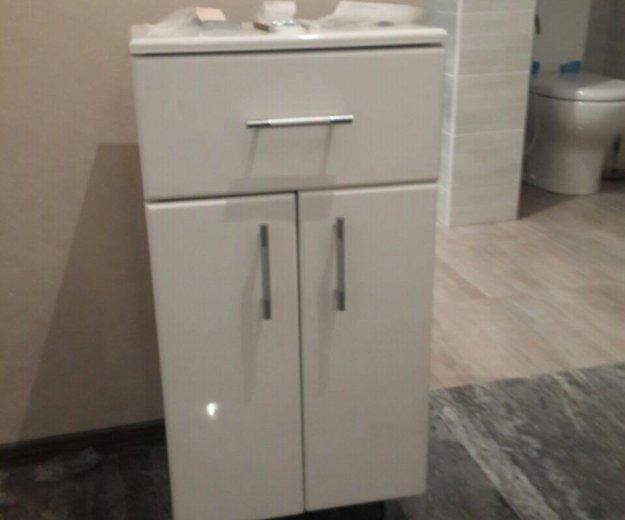 Тумба в ванную комнату. Фото 2. Иркутск.