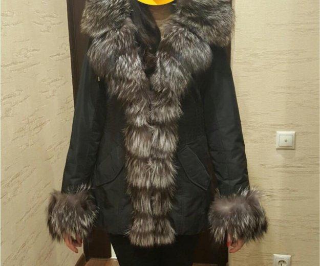 Зимняя куртка. Фото 1. Рязань.