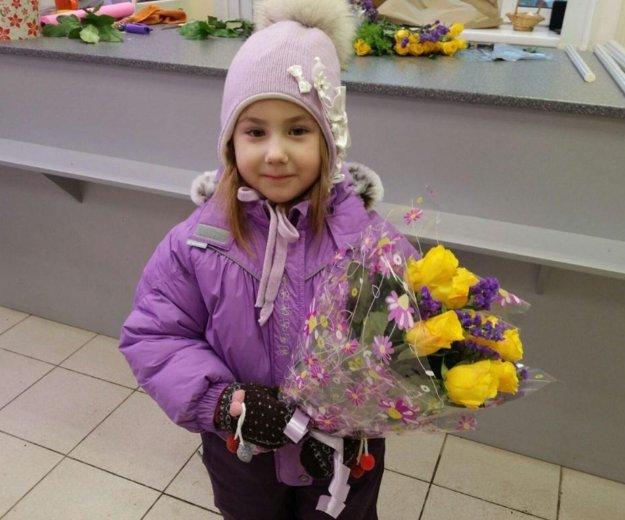 Шапка с натуральным пумпоном,размер 52-54. Фото 3. Москва.