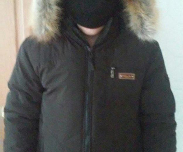 Куртка мужская зима. Фото 1. Медведево.