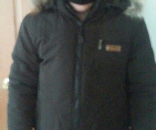 Куртка мужская зима. Фото 2. Медведево.
