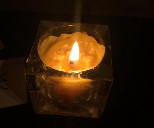 Свечи из воска волшебные )). Фото 1. Гатчина.