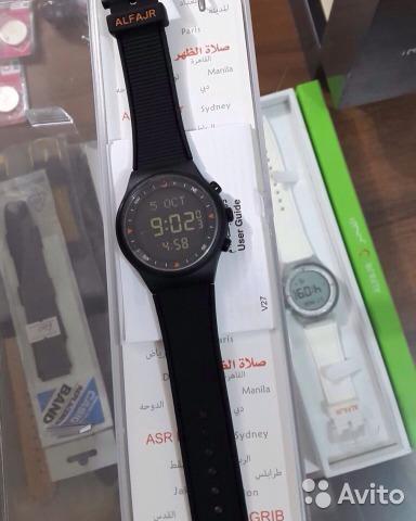 Часы al-harameen. Фото 3. Хасавюрт.