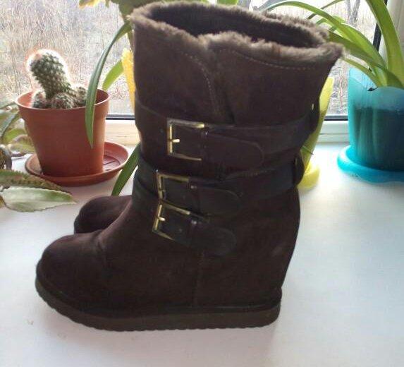Обувь зима. Фото 2. Шахты.