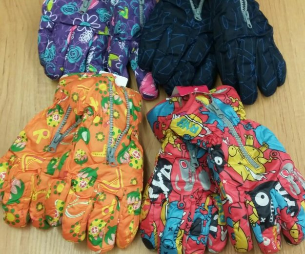Новые балоневые перчатки. Фото 1. Барнаул.