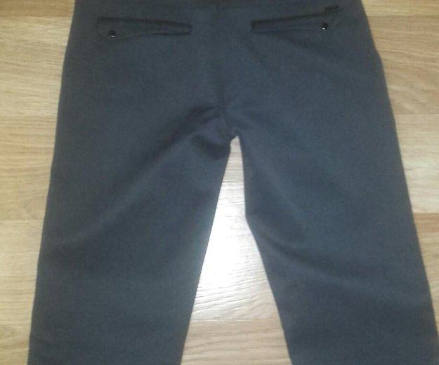 Зимние брюки фирменные утепленные. Фото 3. Хабаровск.