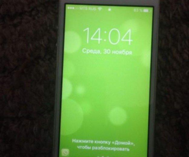 Iphone 5s 32gb. Фото 1. Новороссийск.