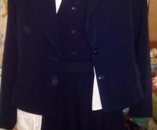 Школьный костюм для девочки. Фото 3. Уфа.