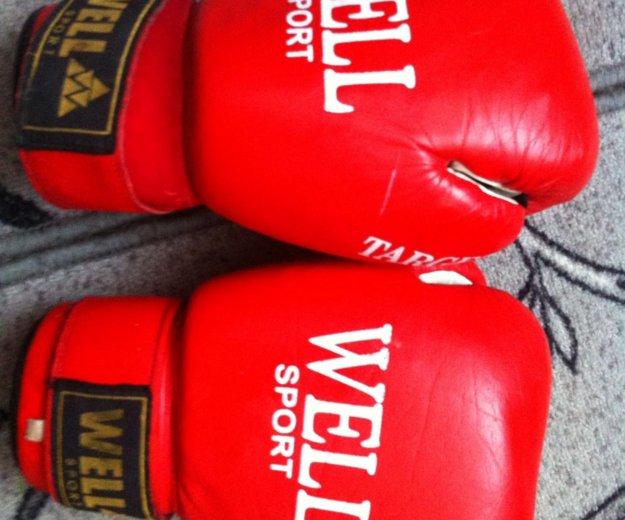Боксерские перчатки. Фото 1. Заринск.