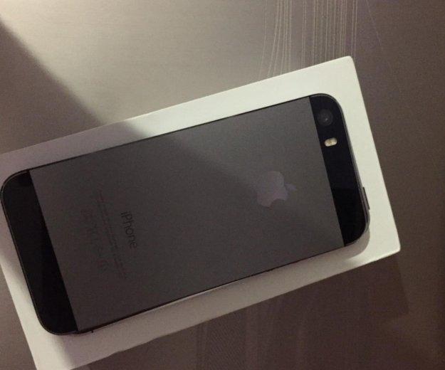 Apple iphone 5s. Фото 1. Иркутск.