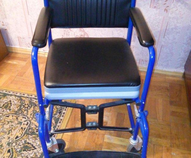 Инвалидное кресло-коляска. Фото 1. Воронеж.