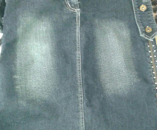 Юбка джинсовая. Фото 1. Новоалтайск.