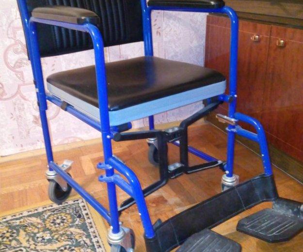 Инвалидное кресло-коляска. Фото 3. Воронеж.