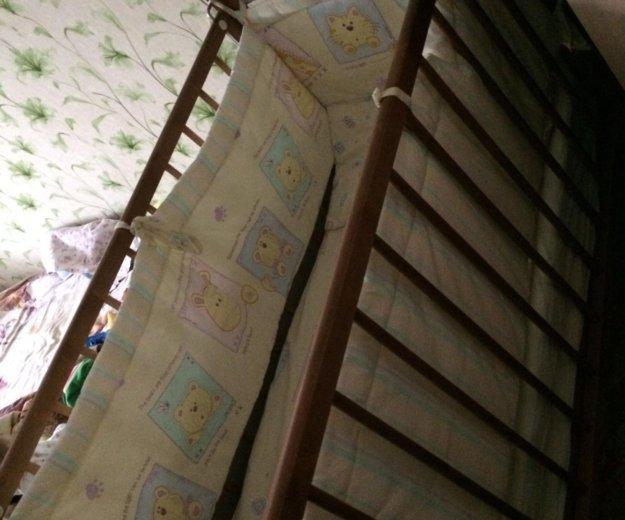 Набор в кроватку. Фото 2. Красноярск.