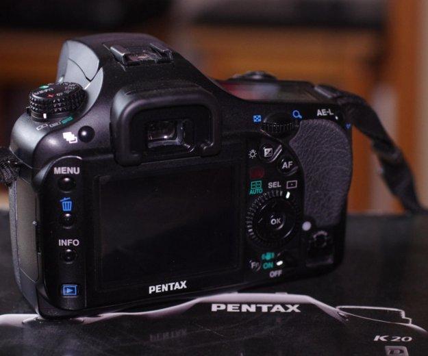 Pentax k20b. Фото 2. Уфа.