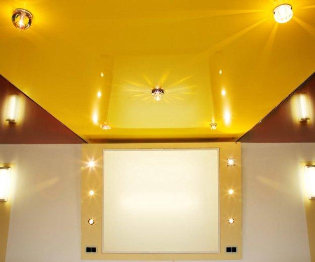 Натжные потолки от производителя. Фото 2. Саратов.