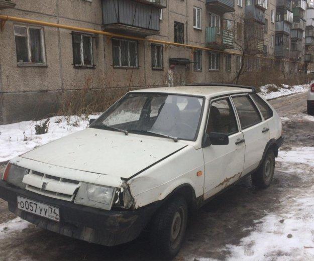 Ваз 2109. Фото 3. Челябинск.