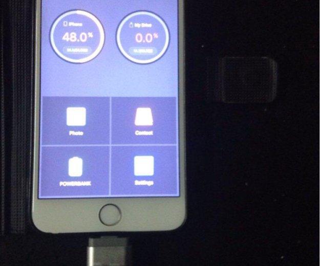 Флешка для iphone от 16 гб. Фото 1. Пермь.