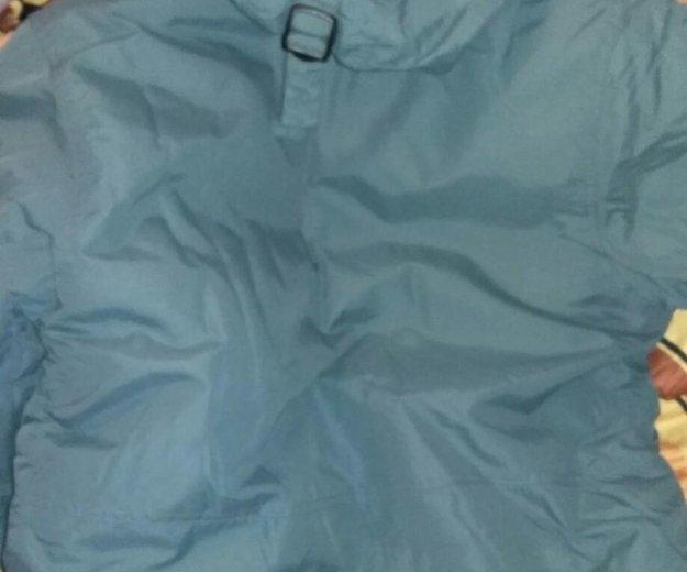 Куртка на мальчика с натуральным мехом. Фото 3. Московский.