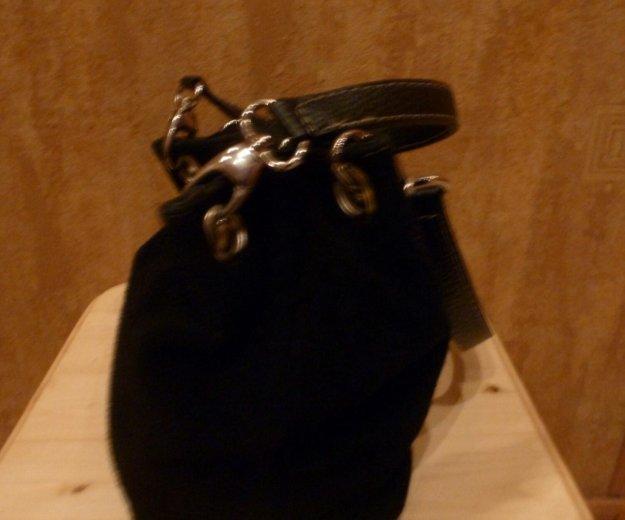 Замшевая сумка. Фото 2. Юбилейный.