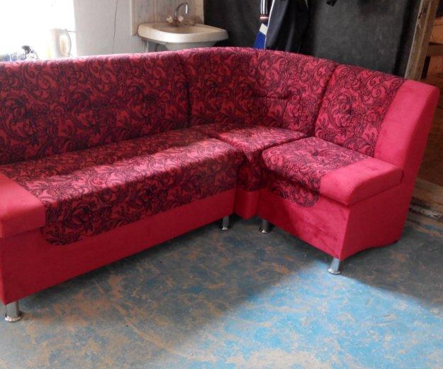 Кухонный диванчик. Фото 1. Челябинск.