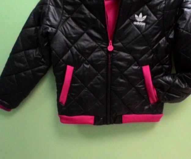 Новая куртка adidas. Фото 1. Хабаровск.