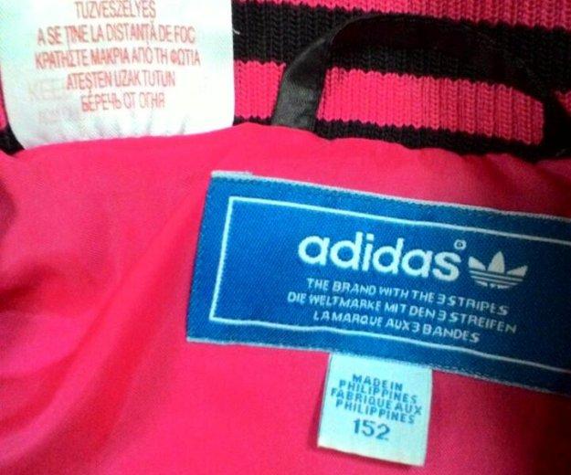 Новая куртка adidas. Фото 2. Хабаровск.